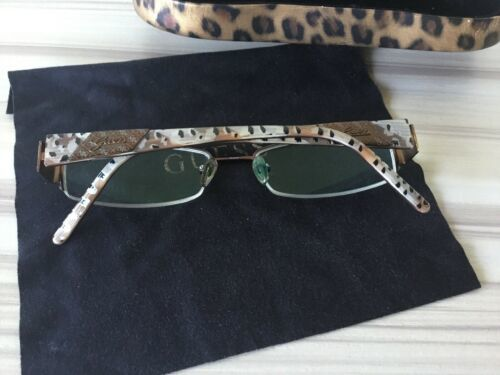 GUESS GU1684 BRN Eyeglass Frames 51-17-135mm L image 3
