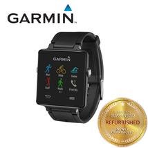 Garmin Vivoactive GPS Smart Watch Multi-Sport Fitness Monitor Black - $84.99