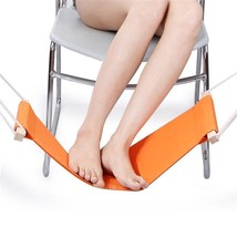Feet Hammock Portable Foot Rest Office Stand Home Desk Travel Mini Relax... - €16,33 EUR+