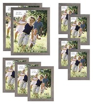 MCS Gallery Wood 9-Piece Frame Set, Grey 65617 - $55.96