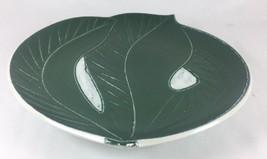 """Japanese Green Leaf Sushi Appetizer Serving Plate 8.5"""" - $27.69"""
