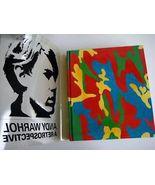 RARE FE ANDY WARHOL A RETROSPECTIVE 460 Prints ... - $99.99