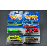 Hot Wheels Biohazard Series Set of 4 - $7.95