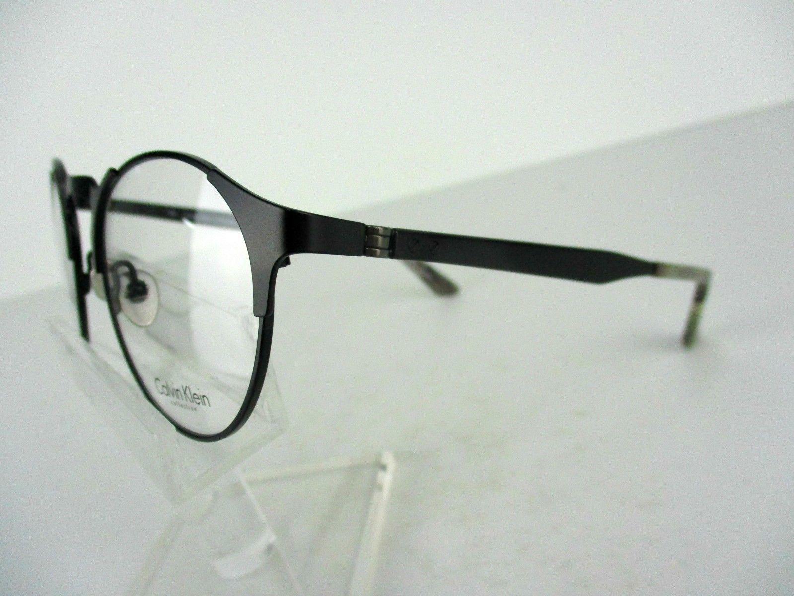 Calvin Klein Ck 8042 (001) Black 49 X 21 140 mm Eyeglass Frame