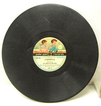 7 Peter Pan Records Synthetic Plastics Co. Circus Cinderella Toyland Hei... - $24.39