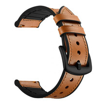 22mm Comfortable Rubber Leather Watch Bands Strap For Tag Heuer Formula 1 - €33,54 EUR