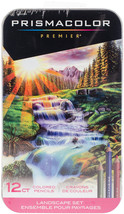 Prismacolor Landscape Colored Pencil Set 12/Pkg-  - $25.83