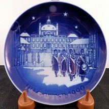 "Bing & Grondahl Christmas Plate ""Changing Of The Guard"" - 1999 Edition - £12.83 GBP"