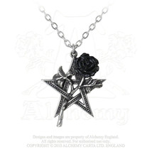 Ruah Vered Pendant by Alchemy Gothic - $20.00