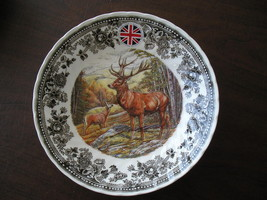 Queen's Quintessential Game - DEER/STAG - Serving BOWL- Made In England - $20.00