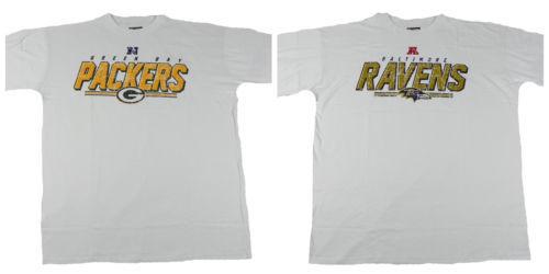 NFL Big Men's Rookie Camp Tee Shirt Short Sleeve Football T-Shirt Licensed NEW