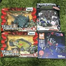 Hasbro Transformers RD-11 RD-08 DD-05 Figura & Optimus Prime Maquette Se... - $533.43