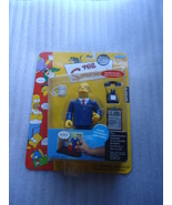 Superintendent Chalmers  Simpsons Series 8  – New Sealed with  Inside Card - $13.00