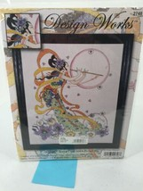 """Design Works Counted Cross Stitch Picture Kit """"Flute Player"""" #2748 16""""X2... - $22.43"""