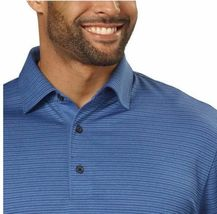 NEW Greg Norman Men's ML75 Luxury Microfiber Short Sleeve Polo image 3