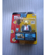 """""""Larry Burns""""The Simpsons World of Springfield Interactive Figure Series... - $12.00"""