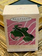 1997 HALLMARK ORNAMENT 1935 STEELCRAFT SIDEWALK CRUISER VELOCIPEDE MURRA... - £6.41 GBP