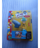 SIDESHOW MEL The Simpsons Series 5  by Playmates  2001 New Sealed - $13.00