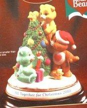 2003 Care Bears Christmas Porcelain Figurine - $23.00