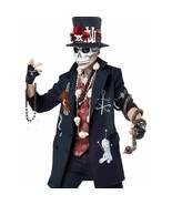 Californie Déguisements Voodoo Dude Crâne Chapeau Haut-De-Forme Adultes ... - $47.35