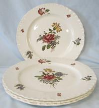 Wedgwood Robert Sprays Dinner Plate Set of 4 - $79.09
