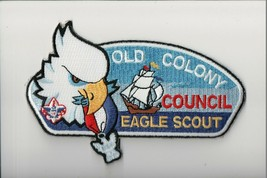 Old Colony Council S-54 CSP 2010 Eagle Scout - $19.80