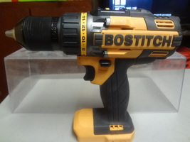 """Bostitch - 18V - BTC400 - Cordless Drill Driver - """" Bare Tool """" - Works Well - $24.99"""