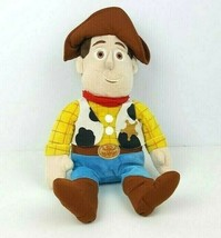 "Kohls Cares Woody Plush Toy Story Cowboy Disney Pixar Stuffed Toy 14"" - $17.82"