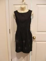 Nwt J EAN Ology Newport News 100% Cotton Denim Sleeveles Sheath Dress Size 6 - $22.27