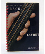 "1949 ""Model Railroad Track and Layout"" A.C. Kal... - $13.00"