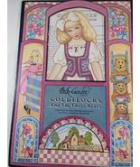 """Peck Grande Vintage Goldilocks and The Three Bears 12"""" Paper Doll with 1... - $23.75"""