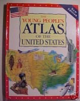 The Young People's Atlas of the United States,1st ed.HC