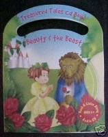 Beauty and the Beast Storybook with Audio Cd (Listen and Learn) by Claire Black,