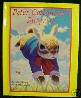 Peter Cottontail's Surprise:Birthdays;Rabbits;Full Color Frameable Illustrations