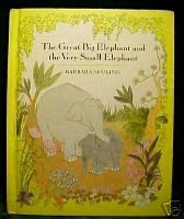 The Great Big Elephant &The Very Small Elephant: 3 stories of Friendship;Playing