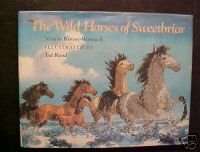 The Wild Horses of Sweetbriar-NANTUCKET 1903 TRUE STORY