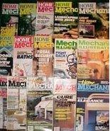 15 HOME MECHANIX MAG.1980-1989:DECKS;STORAGE;KITCHENS - $29.99