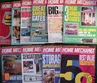 10 HOME MECHANIX MAG.1994:DECKS;GATES;STORAGE;KITCHENS
