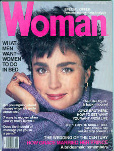 Woman September 1989-Esme cover-GRACE KELLY'S WEDDING!