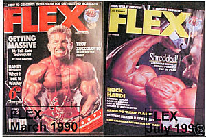 2-FLEX-March & July 1990-Troy Zuccolotto,Andreas Munzer