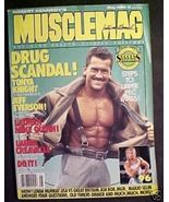 Musclemag May 1990-Lee Labrada Cover; Troy Zuccolotto - $9.49