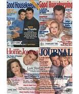 4JOHN TRAVOLTA&KELLY PRESTON-LHJ 5/03;4/05;GH 2/97;7/00 - $19.99