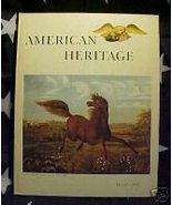 AMERICAN HERITAGE MAG-OCT 1963-COWHAND;PARLOR;JEAN RIBA - $9.99