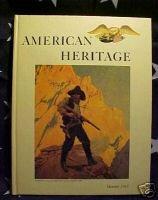 AMERICAN HERITAGE MAG-OCT 1965-WWI;N.C.WYETH;TWEED;JFK