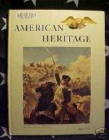 AMERICAN HERITAGE MAG-JUNE 1965-YANK&B.E.F;BULLRUN;REV.