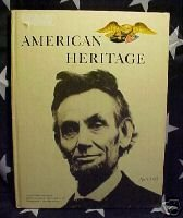 AMERICAN HERITAGE MAG-APRIL 1965-LINCOLN ASSASSINATION