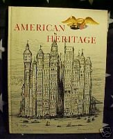 AMERICAN HERITAGE MAG-FEB 1969-SLAVE SHIPS;APPALACHIA,