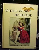 AMERICAN HERITAGE MAG-JUNE 1966-FDR;GERONIMO;MEXICO WAR