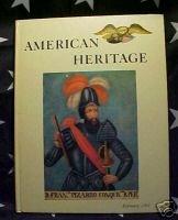 AMERICAN HERITAGE MAG-FEB 1963-CONQUISTADORS;MORMONS;IC
