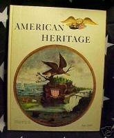 AMERICAN HERITAGE MAG-JUNE 1968-COLT,CATLIN;CROCS;ZIP